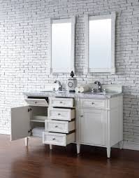 60 Bathroom Vanity Double Sink Brittany 60