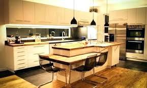 bar cuisine table ilot central cuisine cuisine ilot dimension rouen lie with
