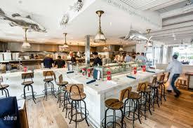 Open Kitchen Restaurant Design Cov Shea Design