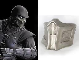 Noob Saibot Halloween Costume Aliexpress Buy Cosplay Noob Saibot Mask Party Mortal Kombat