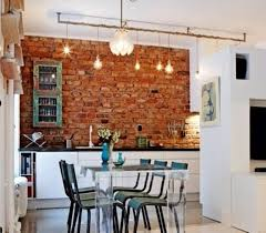 kitchen with brick backsplash 18 contemporary kitchen designs with brick backsplash rilane