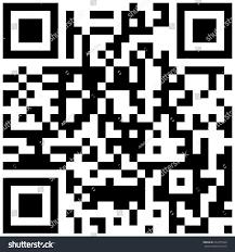 thanksgiving hidden pictures classic qr code hidden text happy stock vector 222355564