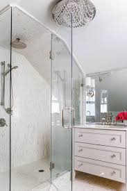 bathroom beautiful airy bathroom with white modern bathtb and