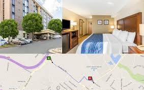 Closest Comfort Inn 1 Recommended Hotel In Shady Grove Hotels Near Dc Metro