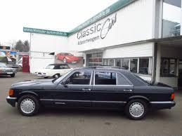 mercedes 500 for sale mercedes 500 se l w126 1990 sedan for sale classicdigest com