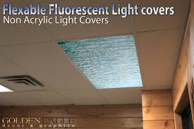 Fluorescent Light Covers Fabric Flexible Fluorescent Light Cover Films By Goldeneagleonline