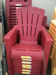 Gravity Chair Home Depot Red Plastic Adirondack Chairs Home Depot Recycled Plastic