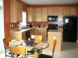 paint colors for kitchen with light cabinets paint colors for