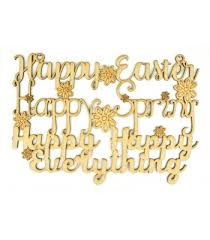 happy everything sign our shop now cheapest on the of laser cut crafts