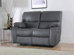 furnitures gray reclining sofa best of ivy modern grey leather