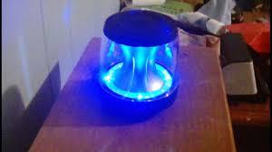 blackweb lighted bluetooth speaker review blackweb bluetooth speaker review youtube