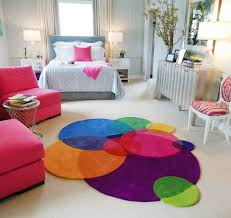 Modern Circular Rugs Bubles Contemporary Rugs Contemporary Homescontemporary Homes