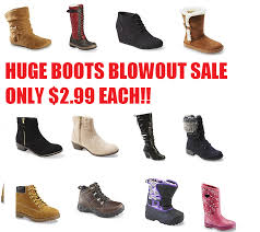 kmart womens boots coupons and freebies kmart s boy s boots sale