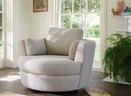 Swivel Chair And Ottoman Snuggle Chair Swivel Chair Ottomans And Room