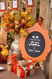 fall bridal shower ideas get inspired to walk the aisle during autumn with these ideas