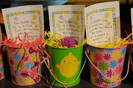 easter table favors easter party favor empty egg pails happy home fairy