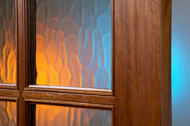 privacy glass interior doors beveled glass for exterior wood doors