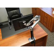 Ergotron Sit Stand Desk Ergotron Lx Sit Stand Desk Mount Lcd Arm Desk Mount Monitor Arms