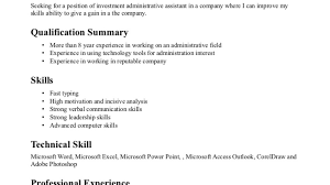 resume fashion assistant resume stunning administrative