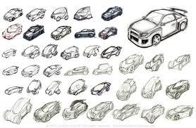 tyler scarlets art blog learned draw cars