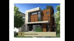 modern home plans with photos modern home plans