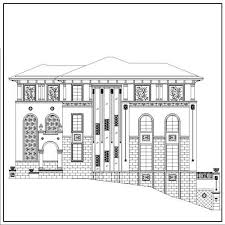 Free Home Plan Free Home Plans U2013 Cad Design Free Cad Blocks Drawings Details