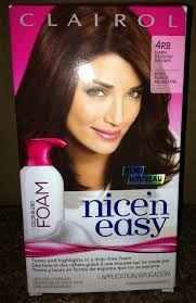 clairol nice u0027n easy color blend foam review life with darcy and