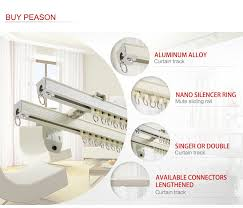 Ceiling Mounted Curtain Track System Curtain Track System Curtain Track System Nanotrac Cubicle