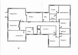 floor plans for 5 bedroom homes luxury photos small house plans 5 bedroom home inspiration