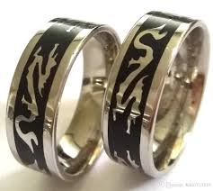 cool wedding rings images Unique chinese dragon stainelss steel rings men 39 s punk fashion jpg