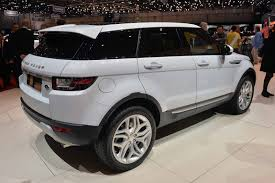 lifted land rover 2016 2016 land rover u0027s range rover evoque at 2015 geneva auto show