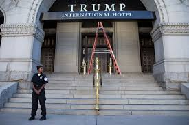 White House Renovation Trump by Washington Trump Opens Luxury Hotel Just Blocks From The White