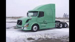 volvo trucks for sale volvo trucks for sale 2011 volvo vnl 630 for sale youtube