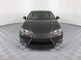 black lexus 2014 2014 used lexus es 350 4dr sedan at bmw north scottsdale serving