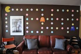 80s Theme Party Ideas Decorations Pac Man Wall Art 80 U0027s Theme Party My 80 U0027s Themed Birthday