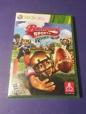 Backyard Sports Sandlot Sluggers Xbox 360 Xbox 360 Backyard Sports Sandlot Sluggers Ebay