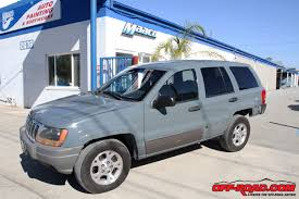 jeep grand cherokee wj bushwacker flares maaco paintjob off road com