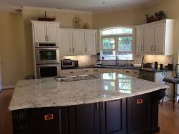 red kitchen faucet granite countertop painting kitchen cabinets red granite