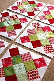 easy christmas quilts u2013 co nnect me