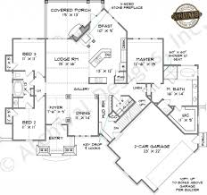 ranch house plans with daylight basement house plan decor rambler floor plans craftsman style ranch