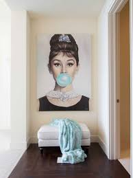 Audrey Hepburn Rug Audrey Hepburn Artwork At The End Of The Hall Brilliance From