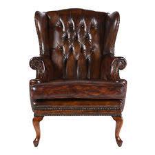 wingback chair antique furniture ebay