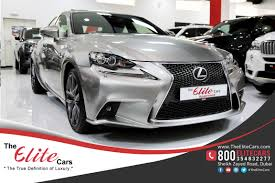 lexus is 250 dubai lexus is 350 2015 the elite cars for brand new and pre owned