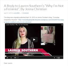 Southern Memes - dear lauren southern why i am not a feminist pt 4 male rape youtube