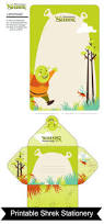 free thanksgiving letterhead free printable shrek stationery set mama likes this