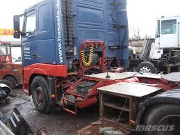 volvo commercial parts used volvo fh16 d16c year 2005 for spare parts box trucks year