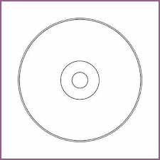 cd label template cd label maximum printing area cd label design