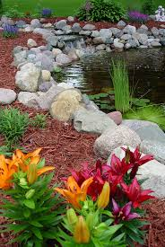Pond Ideas For Small Gardens by 440 Best Pond And Garden Landscaping Images On Pinterest