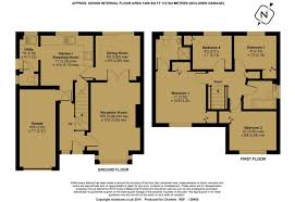 4 bedroom detached house for sale in tawny grove four marks