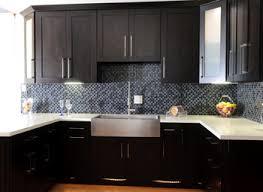 Home Depot Cognac Cabinets - cognac shaker rta cabinets mocha colored cabinet mania care